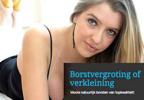 borstvergroting via tepel